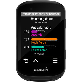 Garmin Edge 530 Ciclocomputador, black